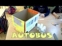 Matematika podle prof. Hejného: Autobus - YouTube Toy Chest, Storage Chest, Toys, School, Youtube, Activity Toys, Clearance Toys, Gaming, Games