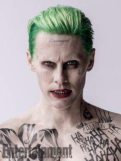 The Joker (Jared Leto)