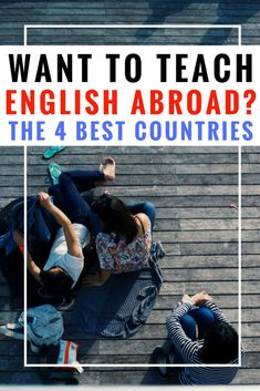 How to teach English abroad. Teaching abroad expert Jessica shares her best tips… Teaching In Japan, Teaching Overseas, Teaching Jobs, Teach English In Japan, Teach English Abroad, How To Teach English, Work Overseas, Moving Overseas, Overseas Travel