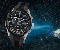 seiko has made a watch that sets the time corect dipending on were you are.