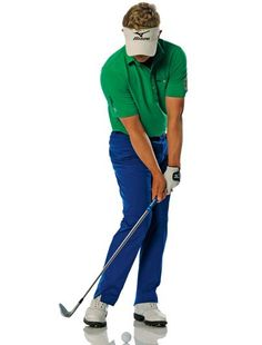 The body shouldn't pull the club through I know some golfers are tense on pitch shots and need to free up their bodies, but when the body takes over, it's an even bigger problem. If you make an aggressive turn toward the target without swinging the club in time with your body, you'll drag your arms and the club through impact, delofting the clubface (left). That's exactly what you don't want on pitches, where you need some loft. The clubhead should swing past your hands. Again, get the club…