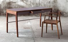 Mint Furniture, Office Desk, Dining Bench, Cool Stuff, Chair, Design, Home Decor, Desk Office, Decoration Home