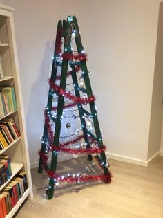 The very Christmas ladder