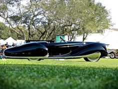 """1947 Delahaye Narval """"Cover Girl"""" at the Amelia Island Concours d'Elegance Fiat 500, Lincoln Zephyr, Post War Era, Amelia Island, Chevy Trucks, Covergirl, Old Cars, Bugatti, Luxury Cars"""