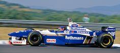 Williams FW Renault - #6 Jacques Villeneuve