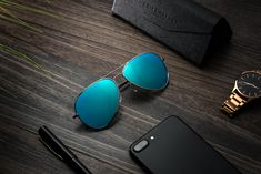 "PRIVÉ REVAUX ""The Commando"" Polarized Aviator Sunglasses Handcrafted Designer Eyewear For Men and Women Silver >>> More info could be found at the image url. (This is an affiliate link and I receive a commission for the sales) Ray Ban Round Sunglasses, Costa Sunglasses, Polarized Aviator Sunglasses, Mirrored Sunglasses, Cool Gifts, Fashion Brands, Eyewear, Aviation, Ray Bans"