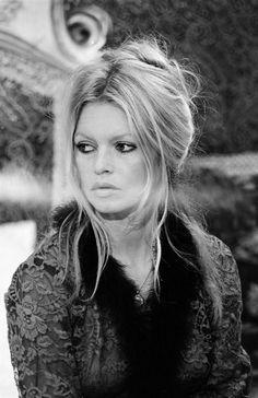 Brigitte Bardot by Terry O'Neill, 1970