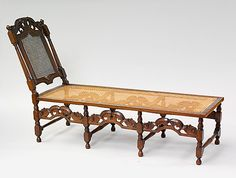 Cane Couch from 1690