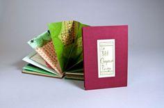 spread2 Caperusita roja : un libro abstracto, un cuento clásico representado por puntos de colores