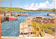 john hinde in Collectable Postcards Connemara Ireland, Galway Ireland, Ireland Pictures, Old Pictures, Old Postcards, Irish, Antique Photos, Irish Language, Old Photos