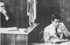 Ted Bundy was a serial killer who murdered over 30 women in the in the US. Read about his crimes,victims, capture, escapes, trial and his execution. Ted Bundy, Two Story Windows, Dry Sense Of Humor, Natural Born Killers, Serial Killers, True Crime, Rare Photos, Imvu, At Least