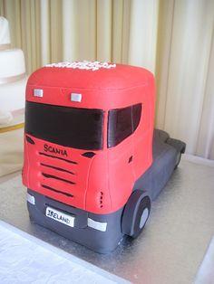 vrachtwagen scania...
