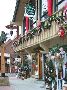 Our Brown County, Indiana: Christmas in the Village