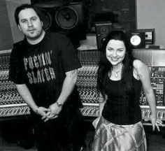 Amy and Terry The Open Door Era