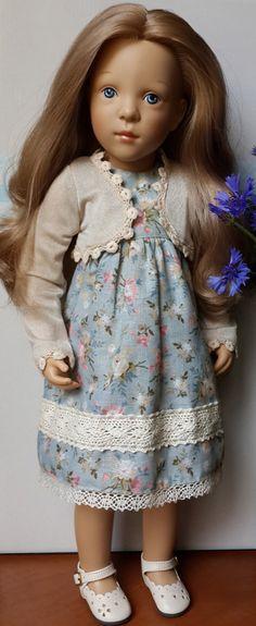 Czarne i białe lalki jesień / Moda z rękami / Beybiki. Lalki zdjęcia. ubrania dla lalek