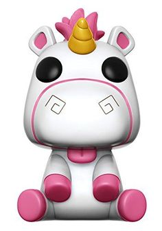 Funko POP Movies Despicable Me 3 Fluffy Action Figure From despicable me fluffy, as a stylized pop vinyl from funko! Stylized collectable stands 3 ¾ inches tall, perfect for any despicable me 3 fan! Collect and display all despicable me 3 pop! Despicable Me Fluffy Unicorn, Despicable Me 3, Vinyl Figures, Action Figures, Action Toys, Pop Figurine, Funko Pop Exclusives, Last Unicorn, Pop Toys