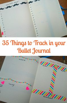 35-things-to-track-in-your-bullet-journal