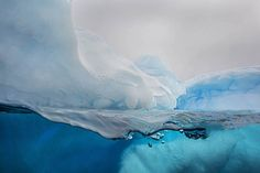 Interview: Stunning Shots Simultaneously Capture the World Above and Below a Glacier