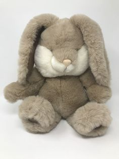 1995 Ty Beanie Classic PATCHES PUPPY DOG Plush Stuffed Toy ...