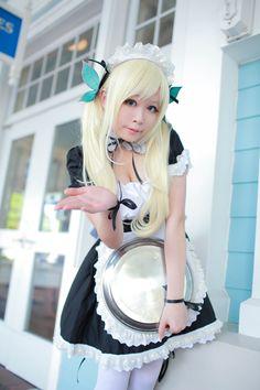 Ying(影月) kashiwazaki sena Cosplay Photo - WorldCosplay