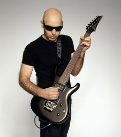 Joe Satriani is a guitar player with no equal. One of the most popular and beloved guitarists of all time, his music is a gateway to guitar heaven.