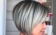Top 32 Layered Bob Haircuts (2020 Pictures) Bob Hairstyles For Fine Hair, Layered Bob Hairstyles, Hairstyles Haircuts, Blonde Bob Haircut, Bob Haircut With Bangs, Bobs For Thin Hair, Blonder Bob, Hair Cuts, Beauty