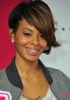 afro-américaine Spkiy coiffure noire