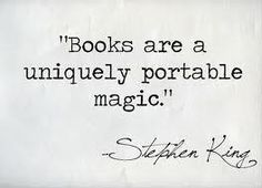 Do you have any great quotes about books and reading to share? I'd Reading Quotes From Books Clueless Cher Quotes Cl Citations Stephen King, Stephen King Quotes, Stephen Kings, I Love Books, Good Books, Books To Read, Ya Books, The Words, Anais Nin