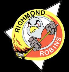 Richmond Robins hockey jersey - Google Search