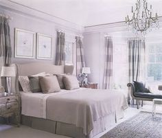 First, today, I want to introduce you to a new Cote de Texas sponsor: Maison & Co. Maison & Co. Gray Bedroom, Home Bedroom, Master Bedroom, Bedroom Decor, Light Bedroom, Pretty Bedroom, Bedroom Ideas, Serene Bedroom, Bedroom Stuff