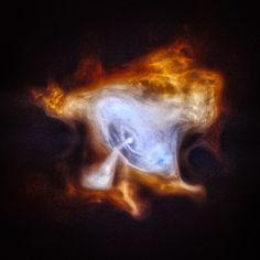 Four Supernova Remnants: NASA's Chandra X-ray Observatory Celebrates 15th Anniversary. Crab Nebula. NASA/CXC/SAO