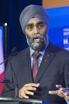 Harjit Sajjan Defends Liberal Refugee Plan, Says Government 'Mindful' Of Recent Attacks: Support our government, and their plan for granting asylum to the refugees; don't let ISIS change who we are. Harper tried to change Canada and Canadians, which is why he's gone! Lets be the best we can be, and what we've always been; a humanitarian and caring nation. #refugees #security #humanitarian