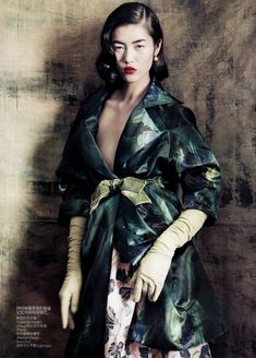 dream away paolo roversi nicoletta santoro liu wen vogue china sept10