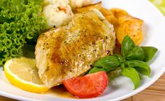 Epicure's Lemon Dilly Chicken (Copyright © Epicure Selections)