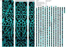 Схемы жгутов от Альбины Тезиной АльТеКо                                                                                                                                                     More
