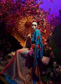 Mulan by Missoni at Harrods London- Disney Princesses