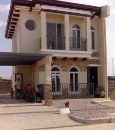 MyBenta ~ House & Lot for sale Daniella Model @ Antel Grand : Real Estate, Cavite City
