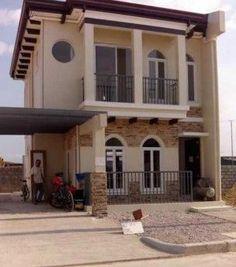 MyBenta ~ House & Lot for sale Daniella Model @ Antel Grand : Real Estate, Cavite City
