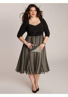 Plus Size Sarah Dress image