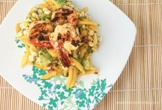 Indian Spice Shrimp with Mango Salad