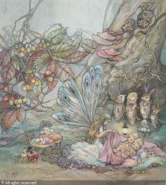 fairy tea party - Google Search