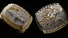 Super Bowl rings: Check out the championship bling from every winner. 1997-1998 Denver Broncos