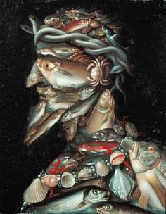 Arcimboldo, Giuseppe : The Admiral