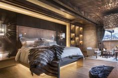 Luxury mountain retreat in the French Alps: Chalet Mont Blanc