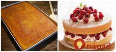 Jedna piškóta a stovky možností, ako ju využiť - koláče, zákusky, torty a dezerty od výmyslu sveta. Toto je zatiaľ moje najobľúbenejšie.  Potrebujeme na plech s rozmermi 25x38 cm:  4vajcia    100gcukru    100gpolohrubejmúky    1 bal. práoku do pečiva    1 bal. vanilkového cukru        Postup:    Najskôr Cheesecake, Pudding, Desserts, Food, Hampers, Tailgate Desserts, Deserts, Cheesecakes, Custard Pudding