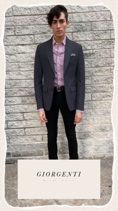Grey Suits, Mens Suits, Grey Suit Wedding, Blazer Outfits, Business Outfits, Men's Fashion, Fashion Trends, Gray Jacket, Styles