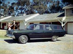 Chrysler Australian valiant ve