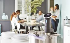 Sous Vide startup Anova gets acquired by appliance giant Electrolux Sous vide Kickstarter darling Anova announced over the weekend that Swedish appliance giant Electrolux has agreed to purchase the cooking hardware startup for $250 million.  The Anova brand will remain intact under the deal retaining its name and the leadership of co-founder and CEO Stephan Svajian existingas a part of the larger Electrolux umbrella.  With Electrolux well have the resources and reach to continue to change…