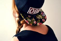 I love these snapbacks from obey...tho I don't have one :(
