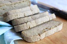 The Easiest Gluten-Free Bread Recipe | Liezl Jayne